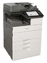 Lexmark MX910, MX911, MX912 MFP printer