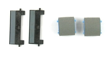 Roller Kit for HP CLJ 1600, 2600, 2605, CM1015, CM1017 MFP Color LaserJet Tray 2 and Tray 3