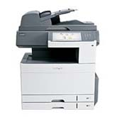 Lexmark Color X925 MFP printer