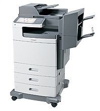 Lexmark Color X792 MFP printer